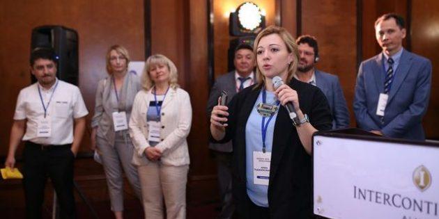 Анна Таджимуратова