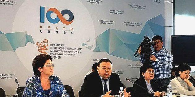 Астана НПО и государство