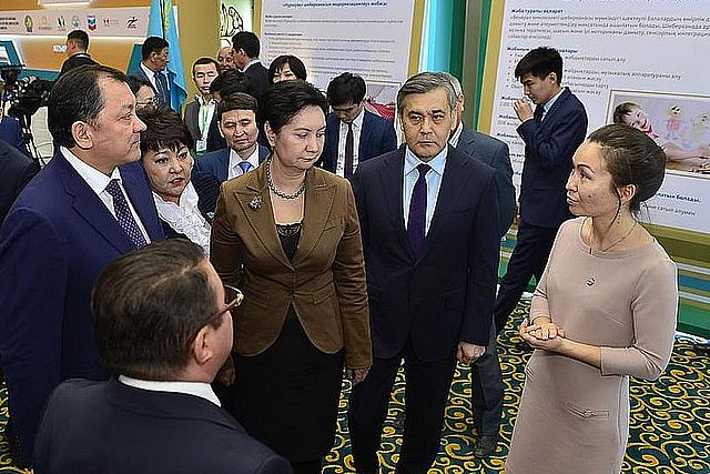 АСАР Гульшара Абдыкаликова Нурлан Ермекбаев