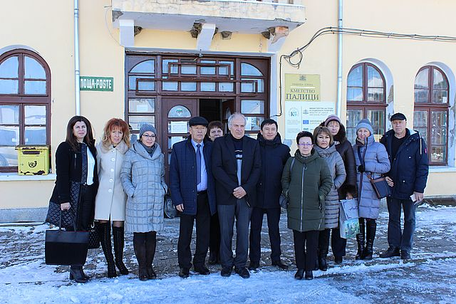 стажировка в Болгарию