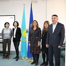 Проект «Более активное участие заинтересованных сторон на местном уровне в Восточном и Центральном Казахстане»